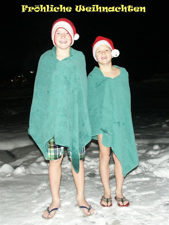 Fröhliche Weihnachten 2012